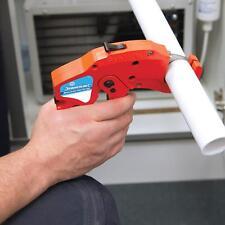 Coupe-tube PVC jusqu'à 42 mm tubes et conduites en  PVC, PER, PP, vinyle et ABS