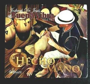 JOSHUAH DE JESUS Y BUENA VIBRA SEXTET CD - HECHO A MANO - CD (RECOMENDADO)