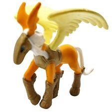 Digimon Pegasusmon Mini Figure 2 Inch PVC Winged Horse Vintage Bandai 2000