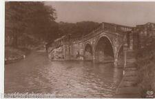 Fishpond Bridge, Wrightington 1912 RP Postcard, B523