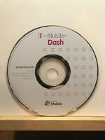 Pre-owned ~ T Mobile Dash Computer Software CD-ROM 2005 For Windows Device