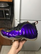 Nike Air Foamposite One Electric Purple Size 10