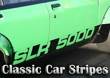 Torana SLR 5000 Full Paint Mask Kit A9X Masking or Stencil   Reproduced from NOS