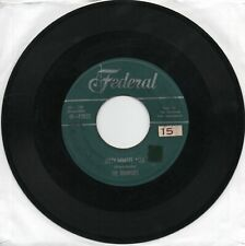 The  Dominoes  Sixty Minute Man On Federal   Original  45 Second Pressing