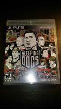 Sleeping Dogs (Sony PlayStation 3, 2012)