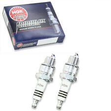 2 pcs NGK 4085 Iridium IX Spark Plug for BPR6HIX E6RTP XS4123DP 4200 xa
