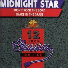 Midnight Star - Dont Rock the Boat/Snake in the Grass [New CD] Canada - Import