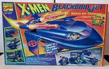 Marvel Comics Toybiz X-Men Blackbird Mobile Command Jet Playset Factory Sealed