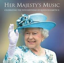 Her Majesty's Music: Celebrating The 90th Birthday Of Queen - Various (NEW CD)