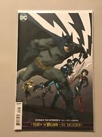 BATMAN & THE OUTSIDERS #5 KEVIN NOWLAN VARIANT COVER 2019 dc comics