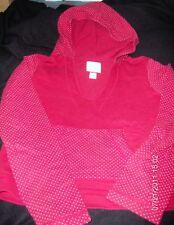GIRLS RED SWEATSHIRT (Size 14/XL)
