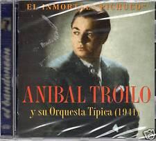 Anibal Troilo y Su Orquesta Tipica el Inmortal Pichuco   BRAND NEW SEALED    CD