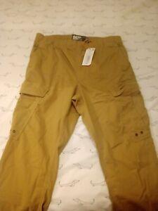Mens superdry cargo trousers medium