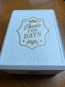 Drew Estate Undercrown Shade For Days Collectible Tin Box