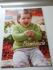 Lincraft Bamboozle Knitting Pattern 0 - 24 months AS NEW