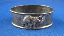 Anello Tovaglioli India Elefante 925er Argento Sterling