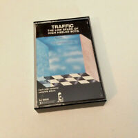 TRAFFIC - The Low Spark Of High Heeled Boys - Cassette Tape - EX