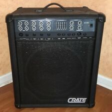 "Crate KX-100 Keyboard Amplifier 4 Channel 15"" Speaker Amp"