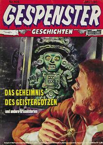 GESPENSTER - GESCHICHTEN - Heft Nr.105 /1976...