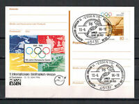 BRD, PSo 42 SSt Essen - 11. Int. Briefmarken-Messe 13.06.1996