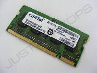 Crucial 1GB CT12864AC667.8FG 667MHz PC2-5300 DDR2 Laptop Speicher RAM Modul