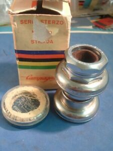 Campagnolo Nuovo Record #1039 Road Headset- NEW / NOS Vintage Eng/Italian- NIB