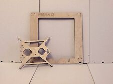 3D Printer Reprap Prusa I3 Frame Front Plate Laser Cut 8mm PlyWood