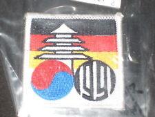 1991 World Jamboree German Contingent Patch          j15
