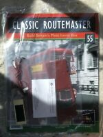 routemaster bus model Issue 55 New And Sealed