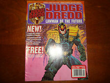Judge Dredd Lawman of the Future No 2
