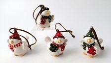 Ceramic Bird Christmas Tree Decoration