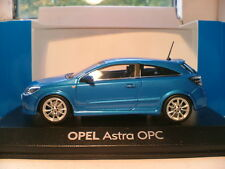 WOW EXTREMELY RARE MINICHAMPS 1/43 2006 OPEL ASTRA OPC GTC FANTASTIC DETAIL NLA