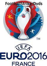 2016 Euro Sweden vs Belgium Dvd