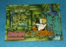 Scooby-Doo Animation Collectable Trading Cards