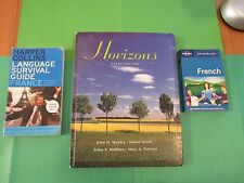 Travel French 3 Books Text with 2 Audio CDs + Survival Guide France & Phrasebook