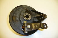 Honda XL185 XL 185 #5103 Rear Brake Backing Plate / Panel / Assembly