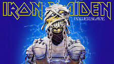 "Iron Maiden - HUGE Powerslave Tour '84-'85 Magnet, Waterproof Sticker 11"" x 7"""