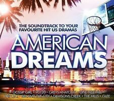 American Dreams (NEW 2 x CD) Glee Lady Gaga Keane Pink Maroon 5 Owl City Killers