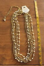 Amrita Singh Statement Pearl Necklace
