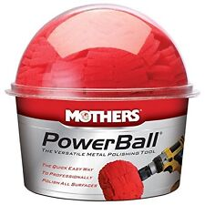 NEW Mothers 05140 PowerBall Metal Polishing Tool FREE SHIPPING