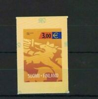 MROW31) Finland 2004 Coat of Arms, Imperforated, Self-Adhesive MUH