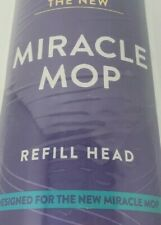Joy Mangano The New Miracle Mop Refill Replacement Head. New. Unopened.