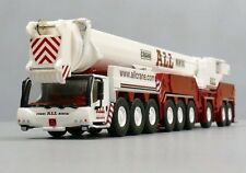 "WSI 08-1201 Liebherr LTM 1750-9.1 Mobile Crane ""ALL CRANE"" 1:87 ""NEW"""