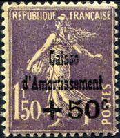 FRANCE N° 268 NEUF*