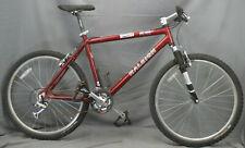 "Raleigh M80 Mountain Bike L 20"" MTB RockShox Judy USA Made SRAM Hardtail Charity"