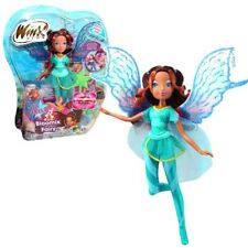 Layla Aisha   Bloomix Fairy Puppe   Winx Club   mit beweglichen Flügeln   28 cm
