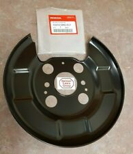 Genuine Honda Civic 5Dr & 3Dr Rear Brake Backing Plate 16 Inch ONLY 2006 To 2011