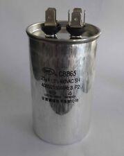 CBB65 25uF / µF 450V Motorkondensator / Betriebskondensator Kondensator Stecker