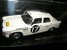 1:43 Ixo PEUGEOT 404 #17 Rally Safari 1968 rac100 ad Nowicki/P.B. Cliff OVP