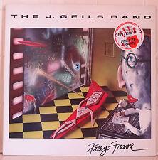 J Geils Band Freeze Frame lp vinyl album Eagles Don Henley Level 42 Journey Rush